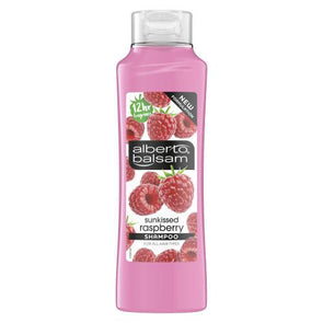 Alberto Balsam Sunkissed Raspberry Shampoo 350ml - Case of 6