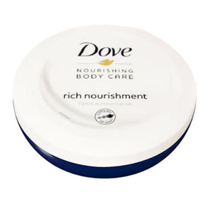 Dove Rich Nourishment Cream 72hrs Moisturisation 150ml - Case of 6