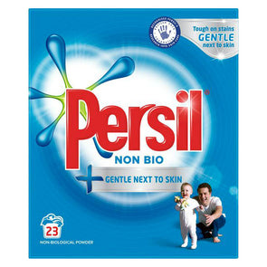 Persil Washing Powder Non Bio Tough on Stains 23 Washes 1.495Kg