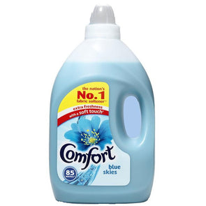 Comfort Fabric Conditioner Blue Skies 85 Wash 3 Litre - Case of 4