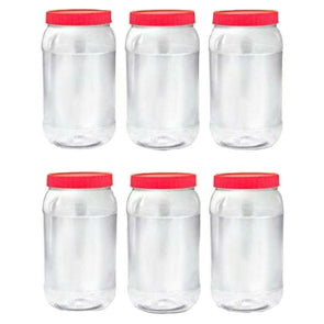 Sunpet Food Storage Containers Round 2000ml - Case of 6