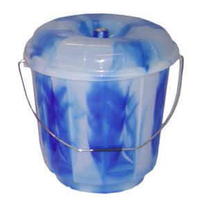 VPL Bucket with Lid 16L Double Colour