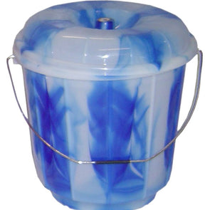 VPL Bucket with Lid 20L Double Colour