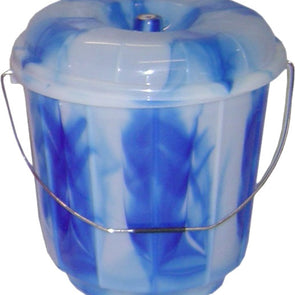 VPL Bucket with Lid 25L Double Colour