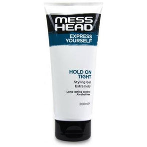 Mess Head Styling Gel 200ml