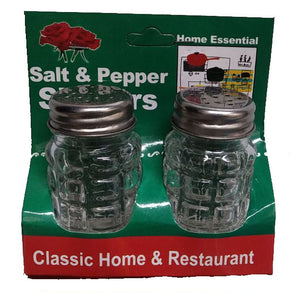 Salt & Pepper Shakers Home Essential
