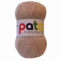 Pato Everyday Double Knitting - Caramel