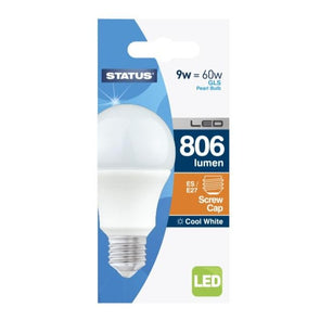 LED 60w ES Cool White Bulb