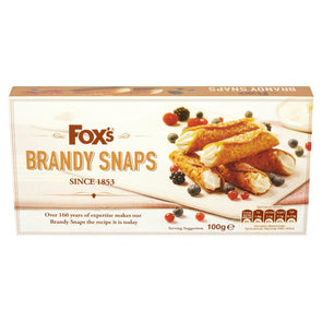 Brandy Snap Curls 100g 8 Roll