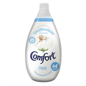 Comfort Fabric Conditioner Intense Pure 64 Wash 960ml