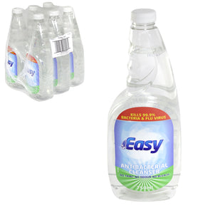 Easy Antibacterial Cleanser 750ml - Case of 6