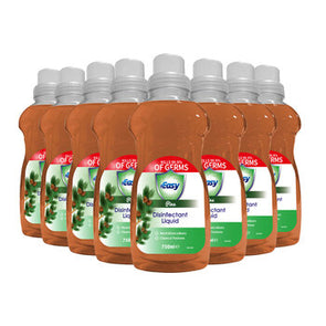 Easy Disinfectant Liquid Pine 1 Litre - Case of 8