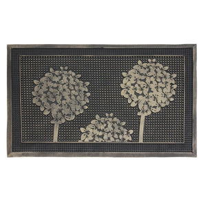 Havana Rubber Pin Doormat Trees 40cm 60cm