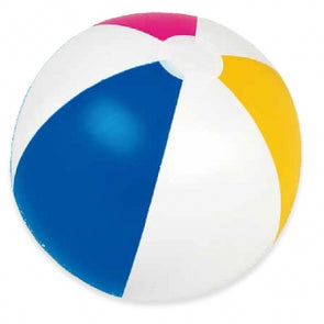 Inflatable Beach Ball Panel Design 24""