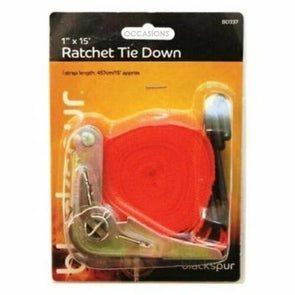 Blackspur Ratchet Tie Down
