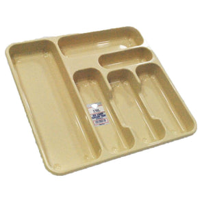 Kitchen Cutlery Tray Assorted ColoursKitchen Deluxe Cutlery Tray Assorted Colours