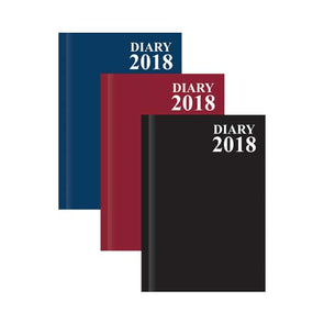 A5 Week to View Diary 2018