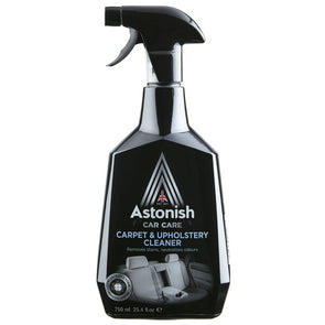 Astonish Car Care Carpet & Upholstery Cleaner 750ml
