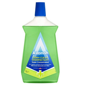 Astonish Germ Clear Antibacterial Disinfectant 1 Litre