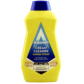 Astonish Lemon Cream Cleaner 500ml