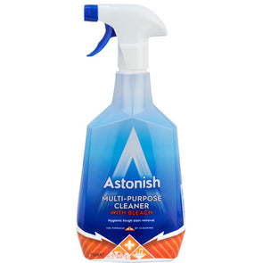 Astonish Multi Purpose Cleaner with Bleach 750ml
