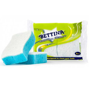 2 Piece Bathroom Cleaner Sponge