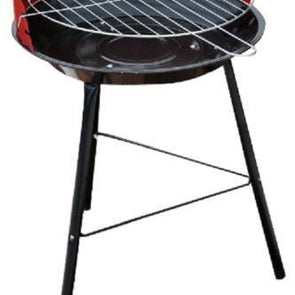 "14"" Round Steel BBQ Barbecue"