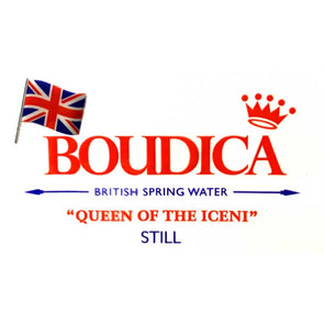 Boudica British Spring Water Still Bottled Water