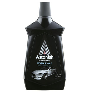 Astonish Car Care 2 in 1 Wash & Wax 1 Litre