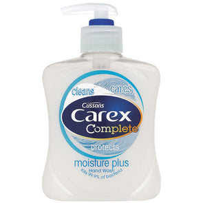 Carex Hand Wash Moisture Plus 250ml