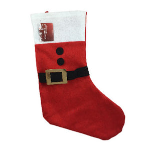 Christmas Santa Design Stocking Poundium
