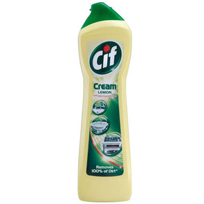 Cif Cream Lemon with Microparticles 500ml