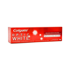 Colgate Optic White Sparkling White Toothpaste 75ml
