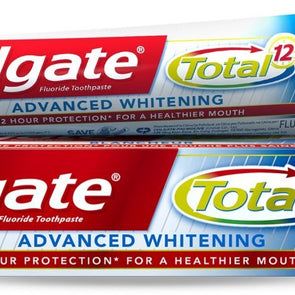 Colgate Total Advanced Whitening Tootpaste 75ml