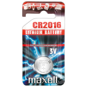 Maxell CR2016 3V battery