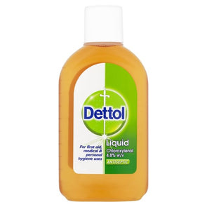 Dettol Antiseptic Disinfectant Liquid Original 250ml
