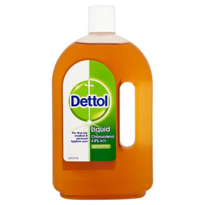Dettol Antiseptic Disinfectant Liquid Original 750ml
