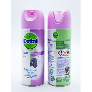 Dettol Disinfectant Spray Fresh Berries 400ml