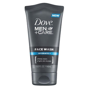 Dove Mens Face Cleaning Wash 150ml
