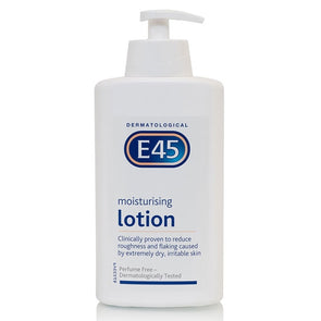 E45 Moisturising Lotion 500ml Pump