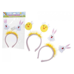 2 Assorted Designs Easter Headband