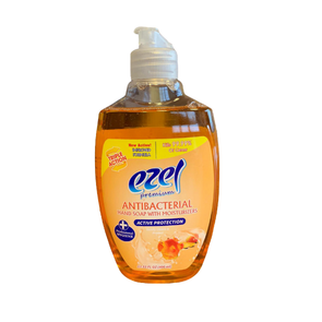 Ezel Antibacterial Hand Wash with Moisturizers Sensitive 400ml