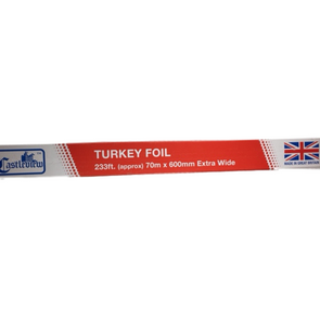 Turkey Foil 600mm x 70m