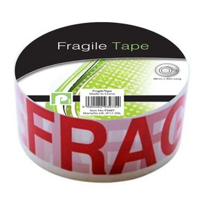 Fragile Tape 30m x 48mm