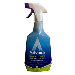 Astonish Germ Clear disinfectant Trigger Spray 750ml