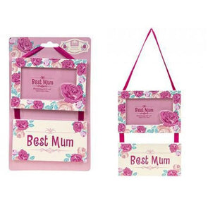 Hanging Mum Photo Frame