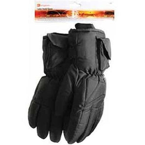 Ladies Heated Thinsulate Gloves