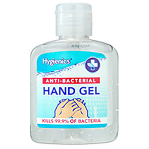 Hygienics Anti-bacterial Moisturising Hand Gel 100ml
