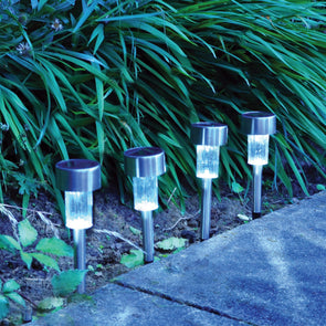 Stainless Steel Solar Border Light