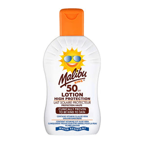 Malibu  Kids Sun Lotion SPF50 200ml